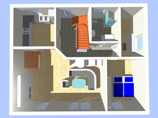 Animationen und Einzelbilder mit der IA-Renderfarm